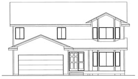 FM Home Builders: The Trenn House Plan